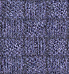 Knitting Basket Weave Stitch Scarf : stash : classes : basketweave scarf